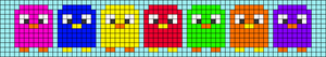 Alpha pattern #62491