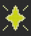 Alpha pattern #62505