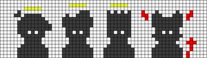 Alpha pattern #62526