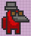 Alpha pattern #62533