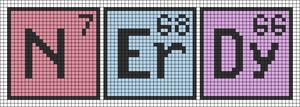 Alpha pattern #62536