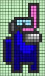 Alpha pattern #62538