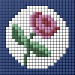 Alpha pattern #62544