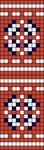 Alpha pattern #62547