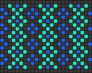 Alpha pattern #62548