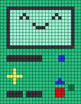 Alpha pattern #62554