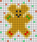 Alpha pattern #62563