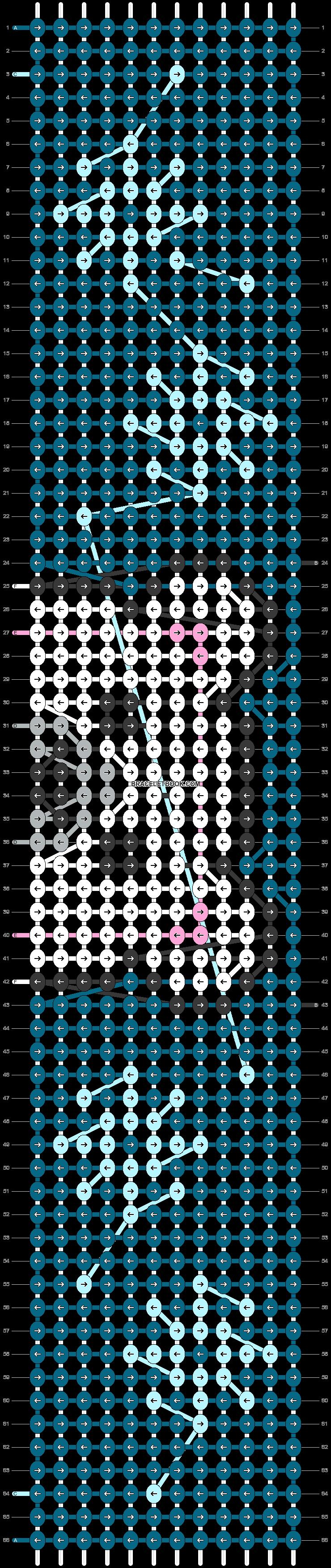 Alpha pattern #62564 pattern
