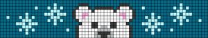 Alpha pattern #62564