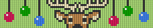 Alpha pattern #62565