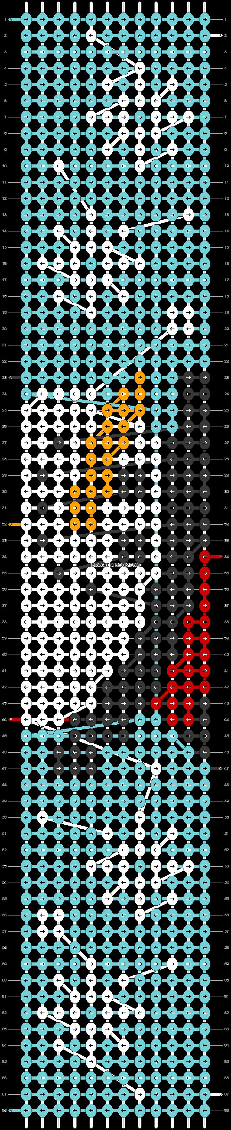 Alpha pattern #62566 pattern
