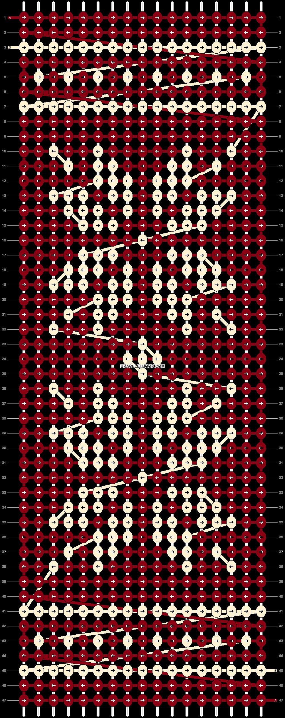 Alpha pattern #62569 pattern