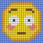 Alpha pattern #62579