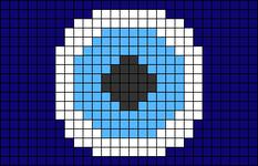 Alpha pattern #62586