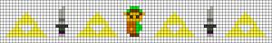 Alpha pattern #62588
