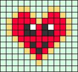 Alpha pattern #62592