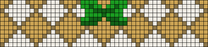 Alpha pattern #62595