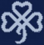 Alpha pattern #62600
