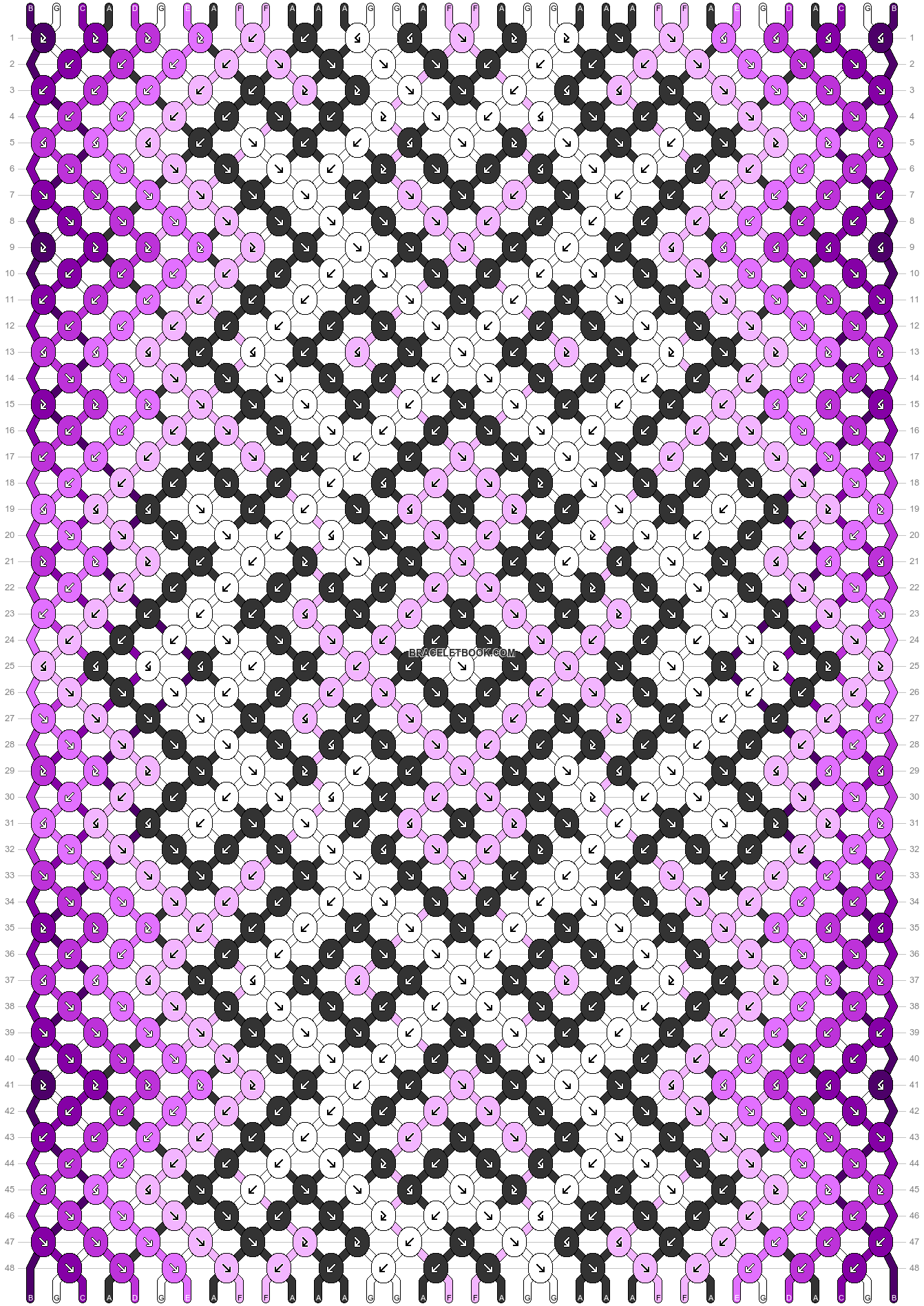 Normal pattern #62601 pattern