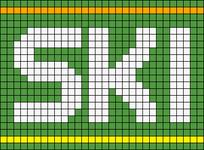 Alpha pattern #62633
