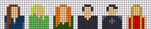 Alpha pattern #62654