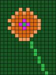 Alpha pattern #62656