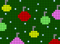 Alpha pattern #62658