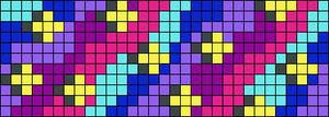 Alpha pattern #62660