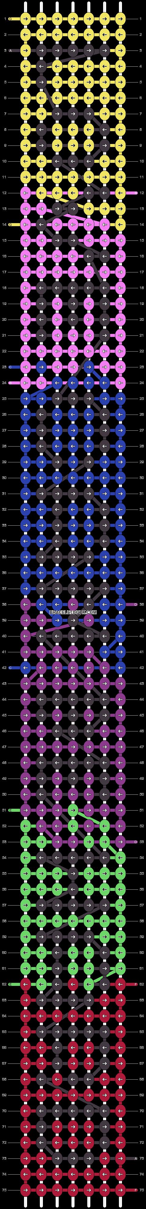 Alpha pattern #62677 pattern