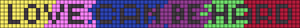 Alpha pattern #62677