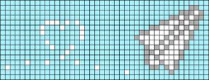 Alpha pattern #62681