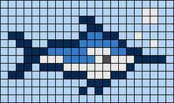 Alpha pattern #62682