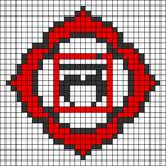 Alpha pattern #62686