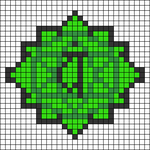 Alpha pattern #62689