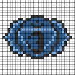 Alpha pattern #62691