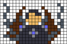 Alpha pattern #62692