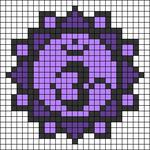 Alpha pattern #62699