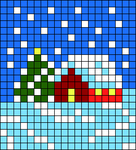 Alpha pattern #62702
