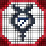 Alpha pattern #62706