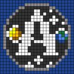 Alpha pattern #62707