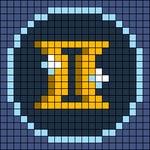 Alpha pattern #62709