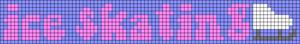 Alpha pattern #62710