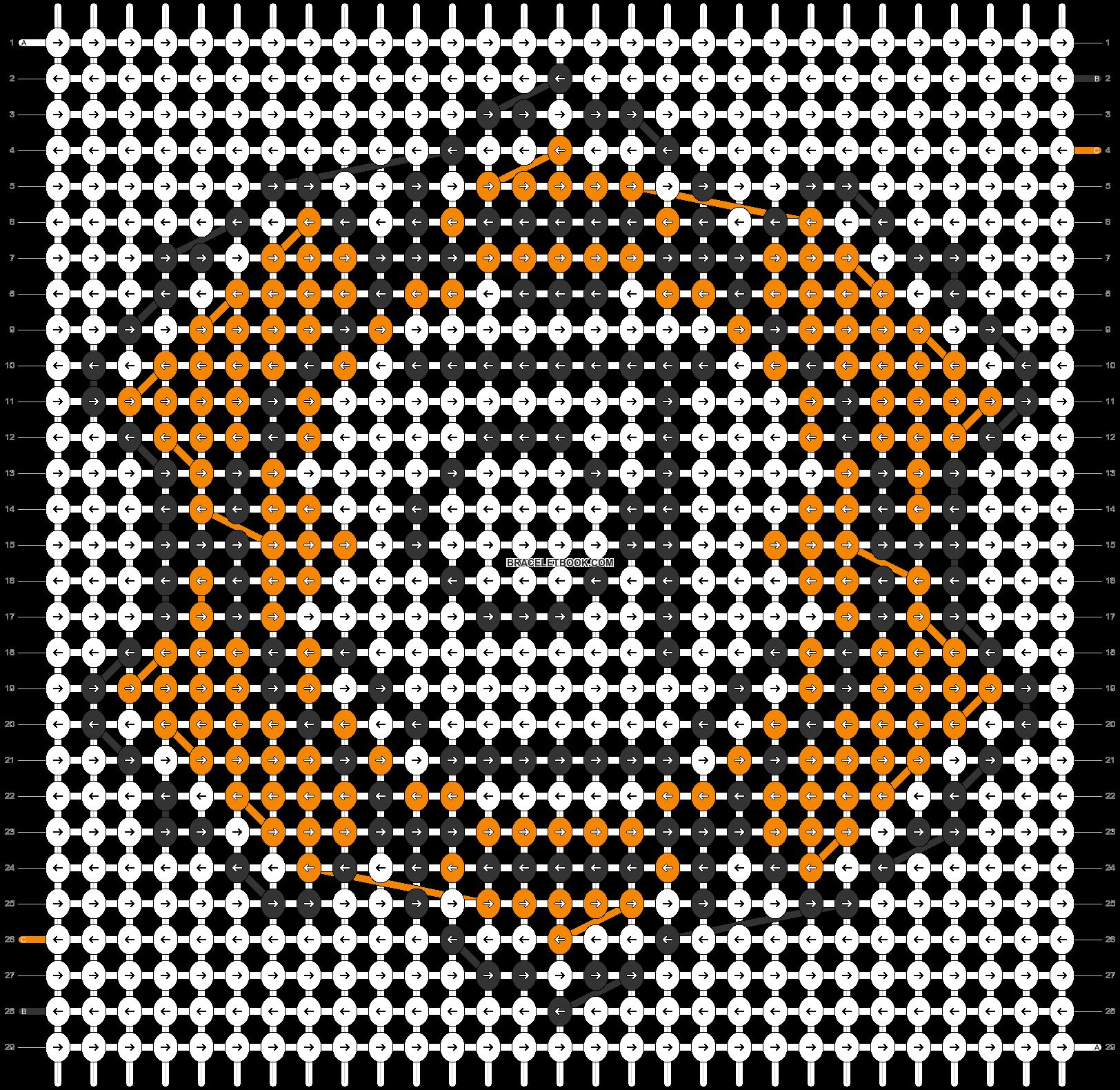 Alpha pattern #62722 pattern