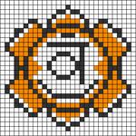 Alpha pattern #62722