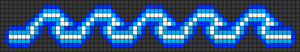 Alpha pattern #62742