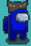 Alpha pattern #62760