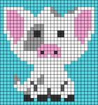 Alpha pattern #62761