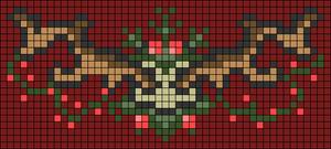 Alpha pattern #62762