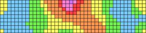 Alpha pattern #62763