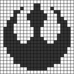 Alpha pattern #62768